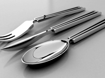 BJR Template Cutlery