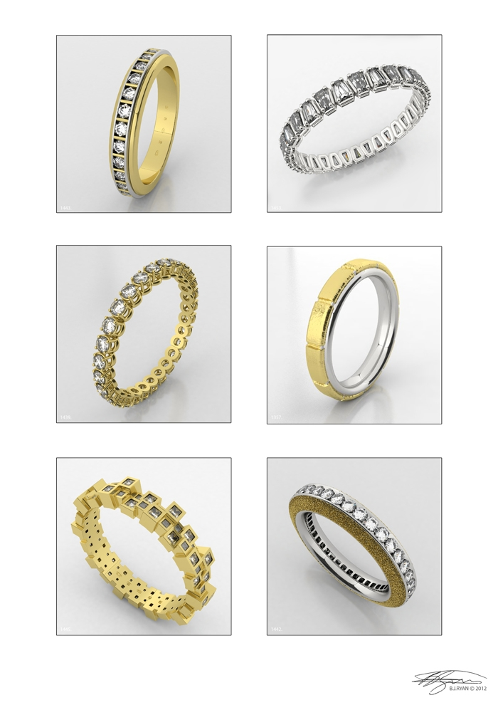BJRdesign Ring Designs