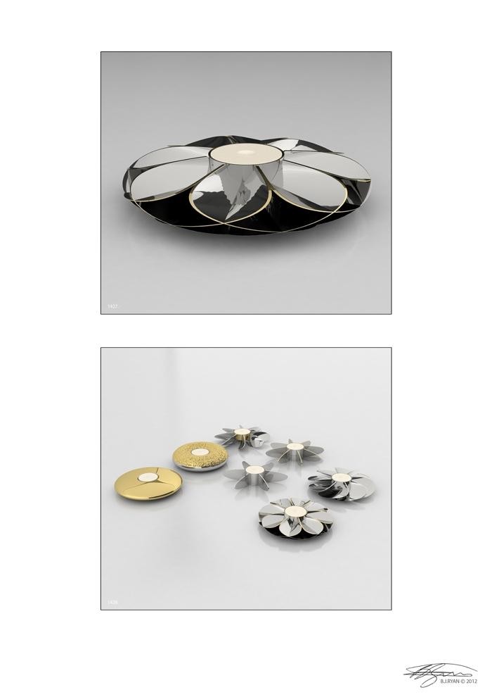BJRdesigns Tealight Collection
