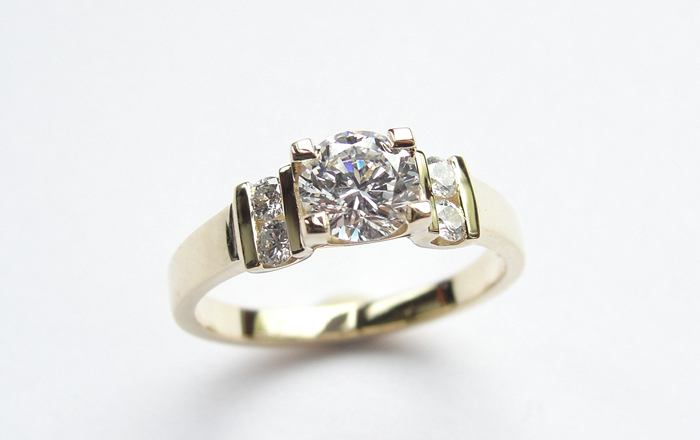 Engagement Ring BJRdesigns