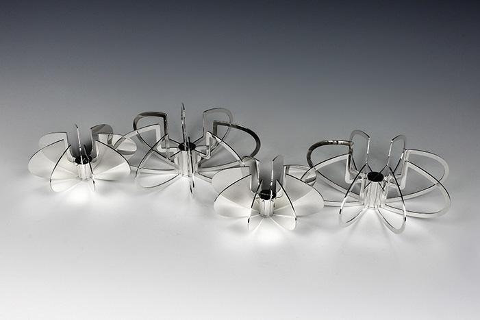 Template Tealight Holders