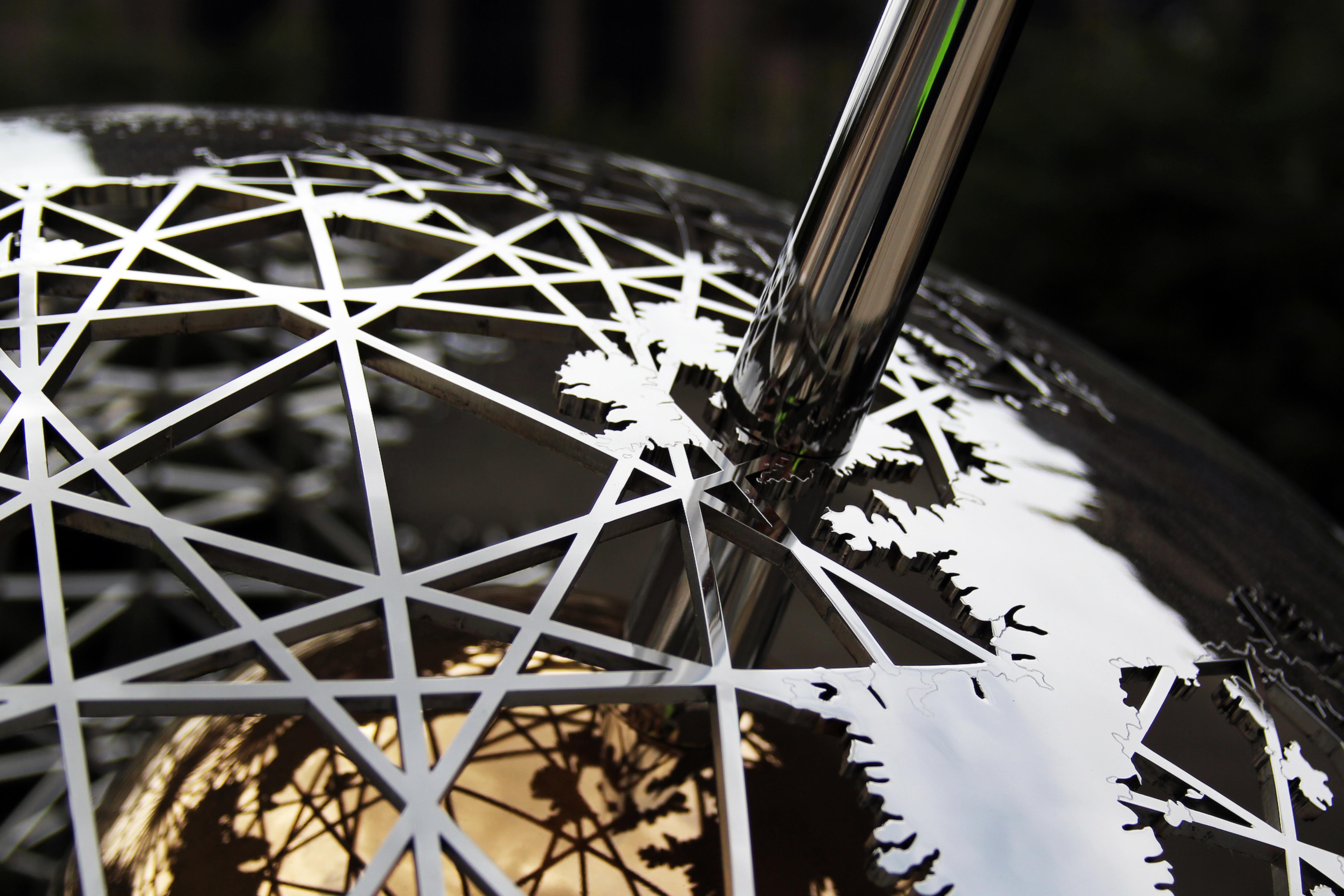 Terrestrial Sphere 2 – Copyright BJRdesigns