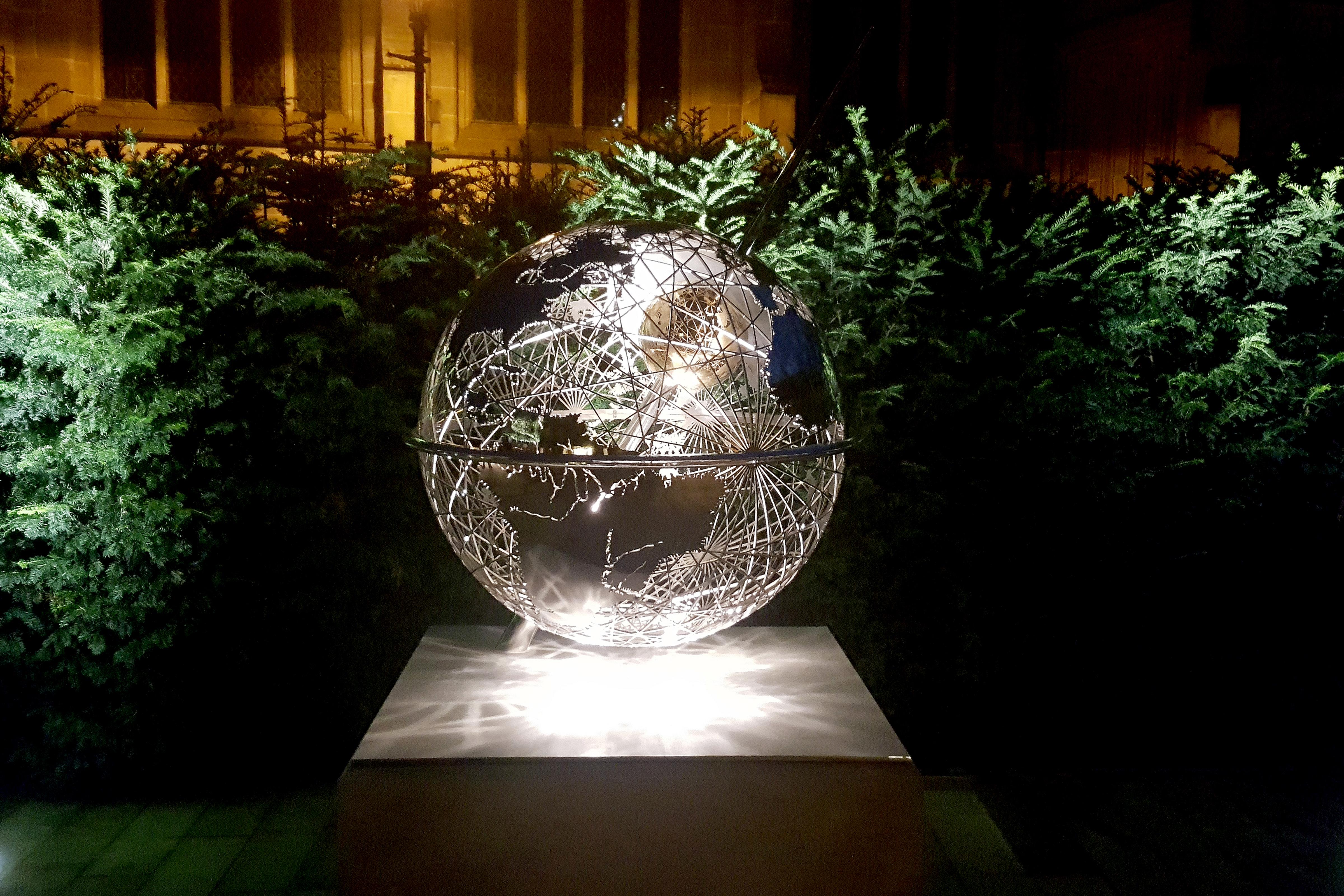 Terrestrial Sphere 4 – Copyright BJRdesigns