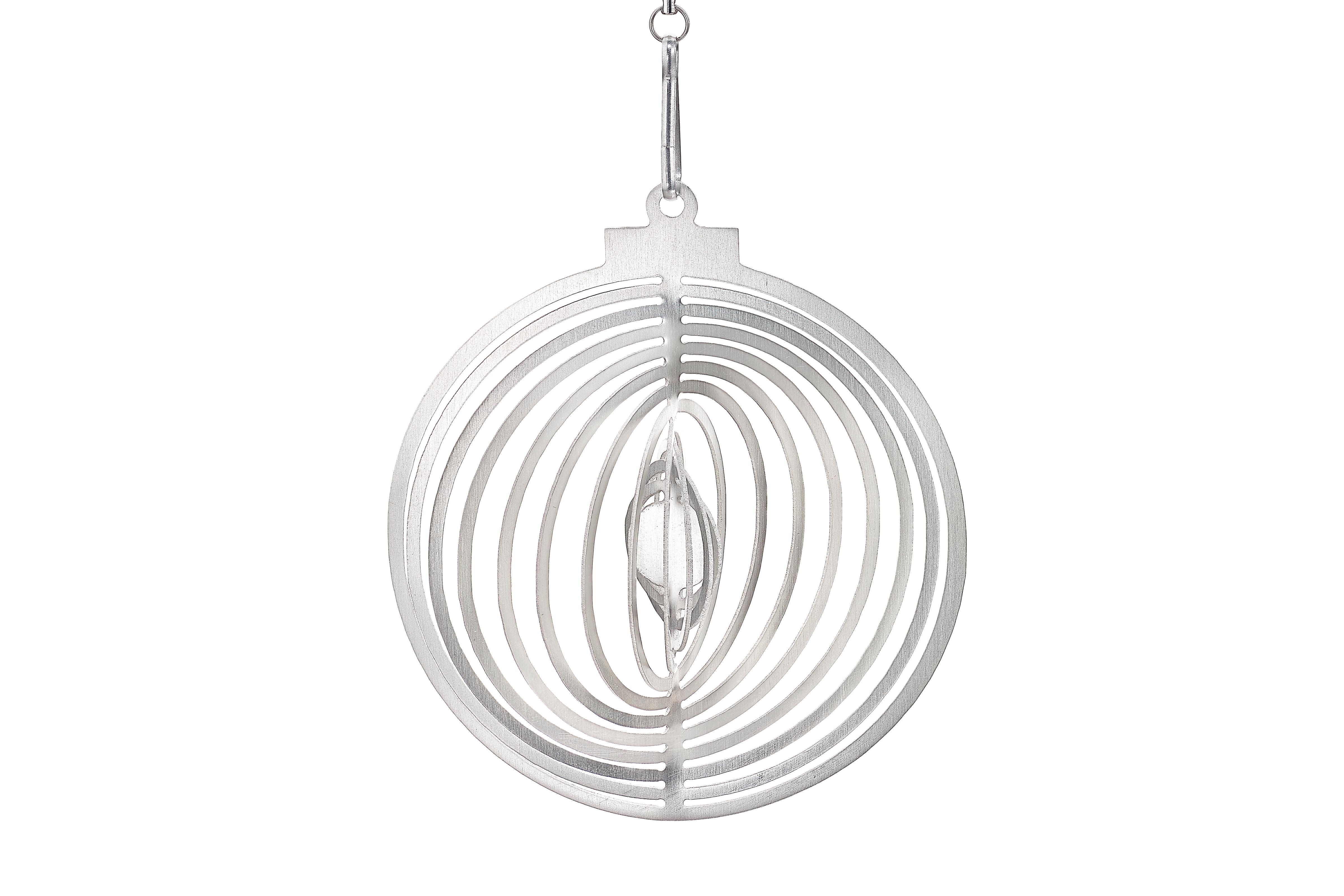 Twistmas Decoration – Brilliant Bauble – Copyright BJRdesigns