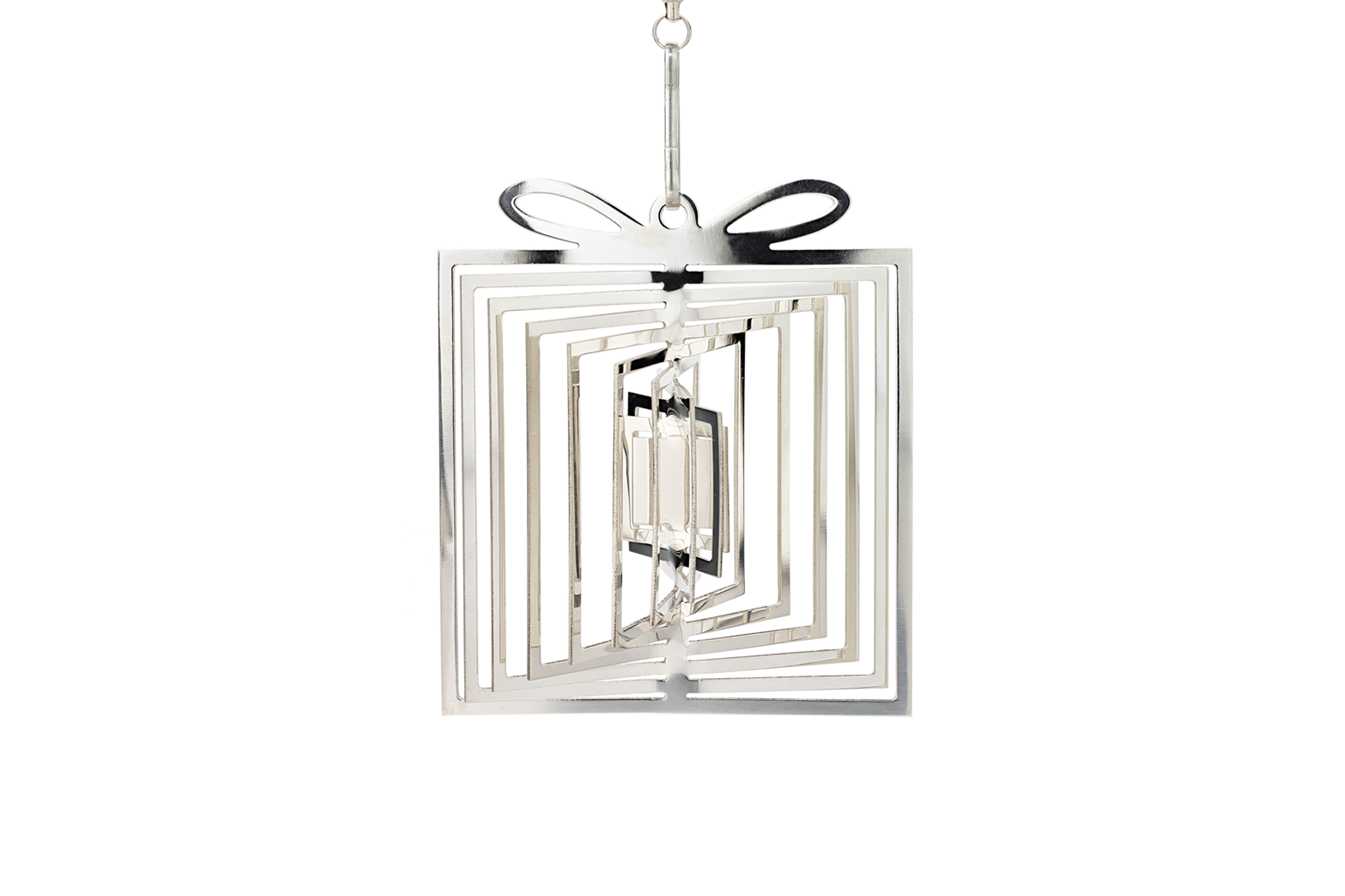 Twistmas Decoration – Perfect Present – Copyright BJRdesigns