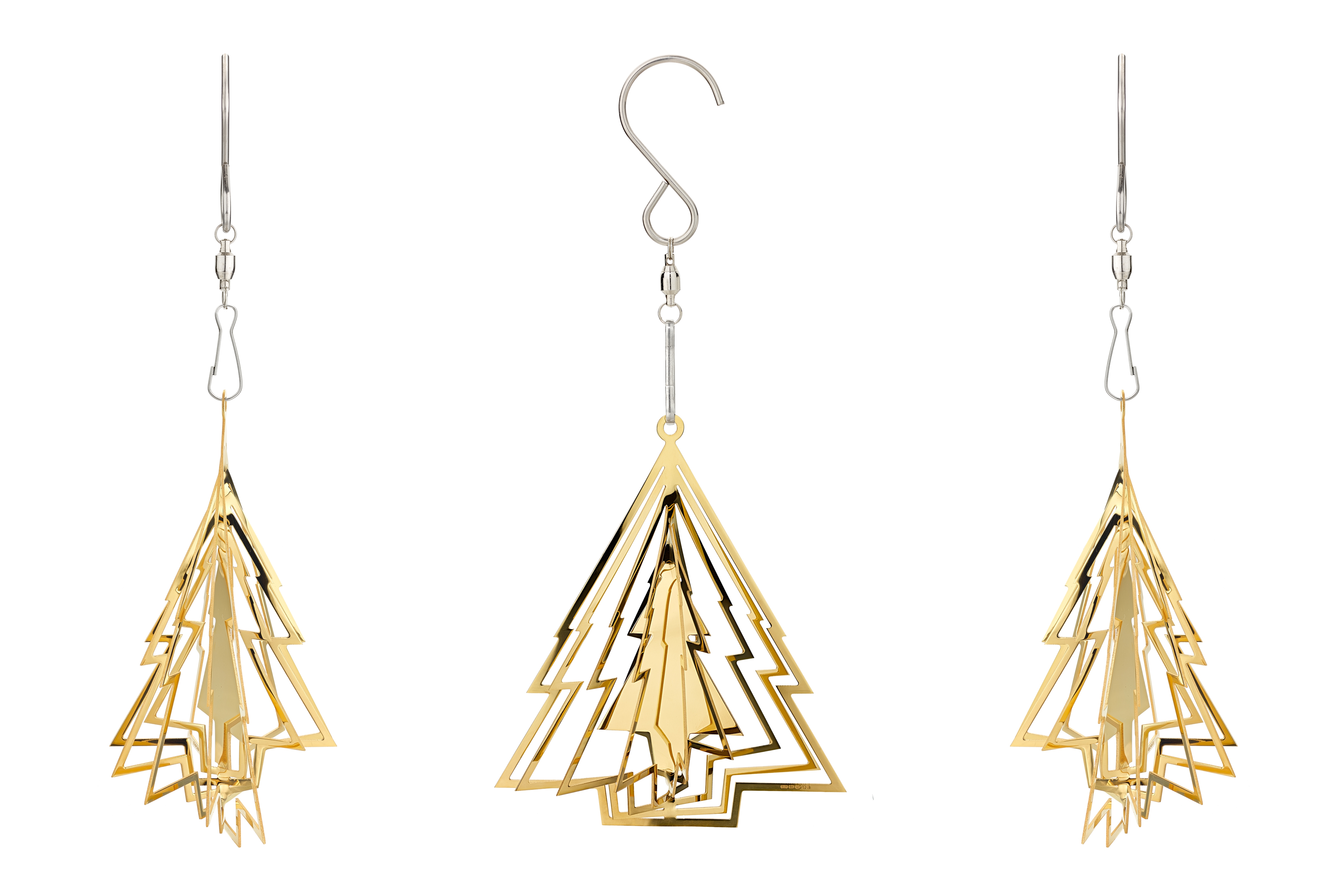 Twistmas Decoration – Twinkeling Tree 2 – Copyright BJRdesigns
