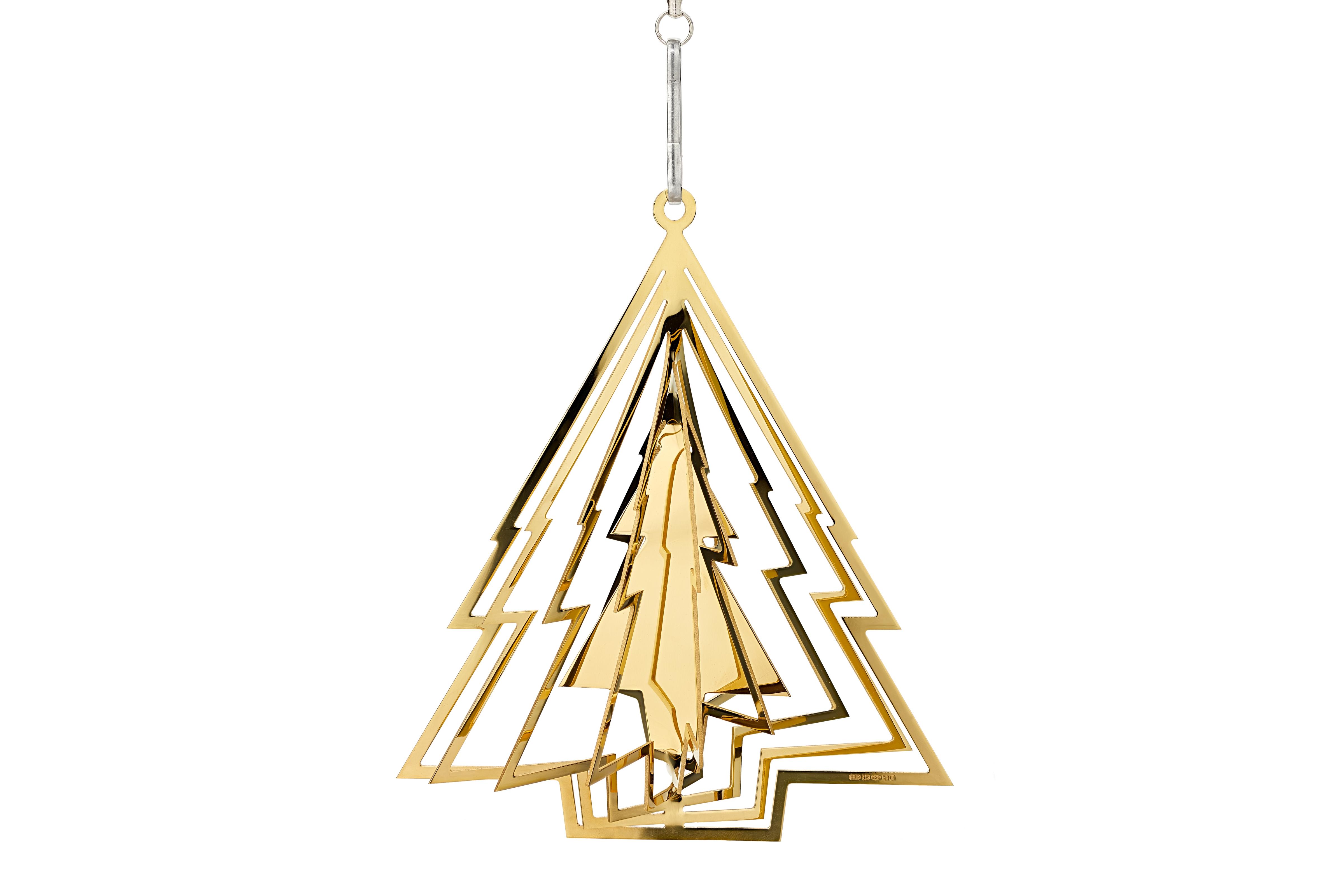 Twistmas Decoration – Twinkeling Tree – Copyright BJRdesigns