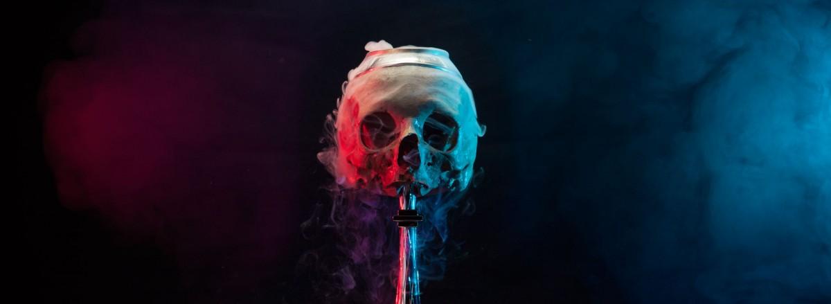 Ursae Ltd Skull Goblet