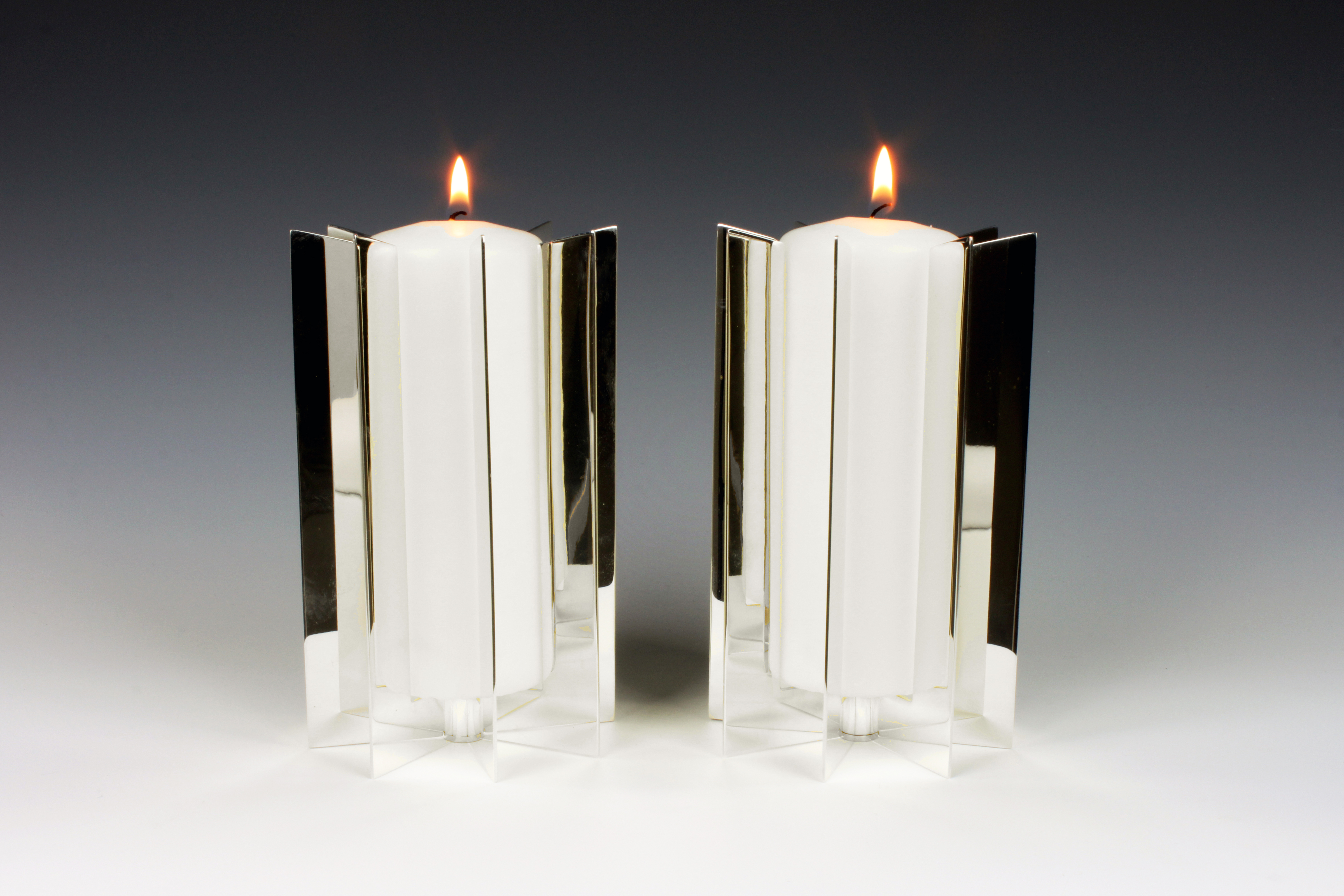 Template Candle Holders Solid 2 – Copyright BJRdesigns