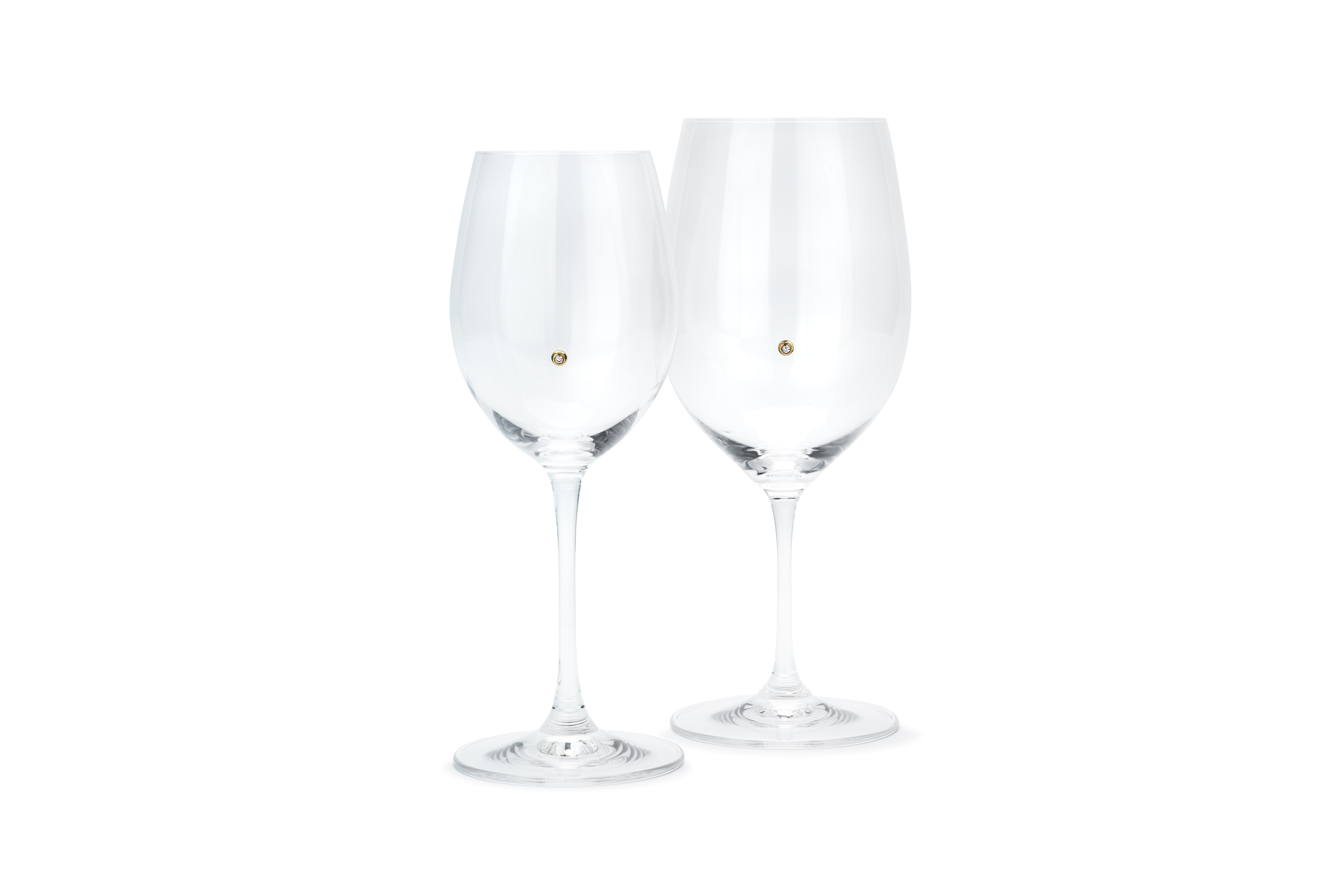 Jewells For The Table 1 – Wine Glasses – Copyright BJRdesigns