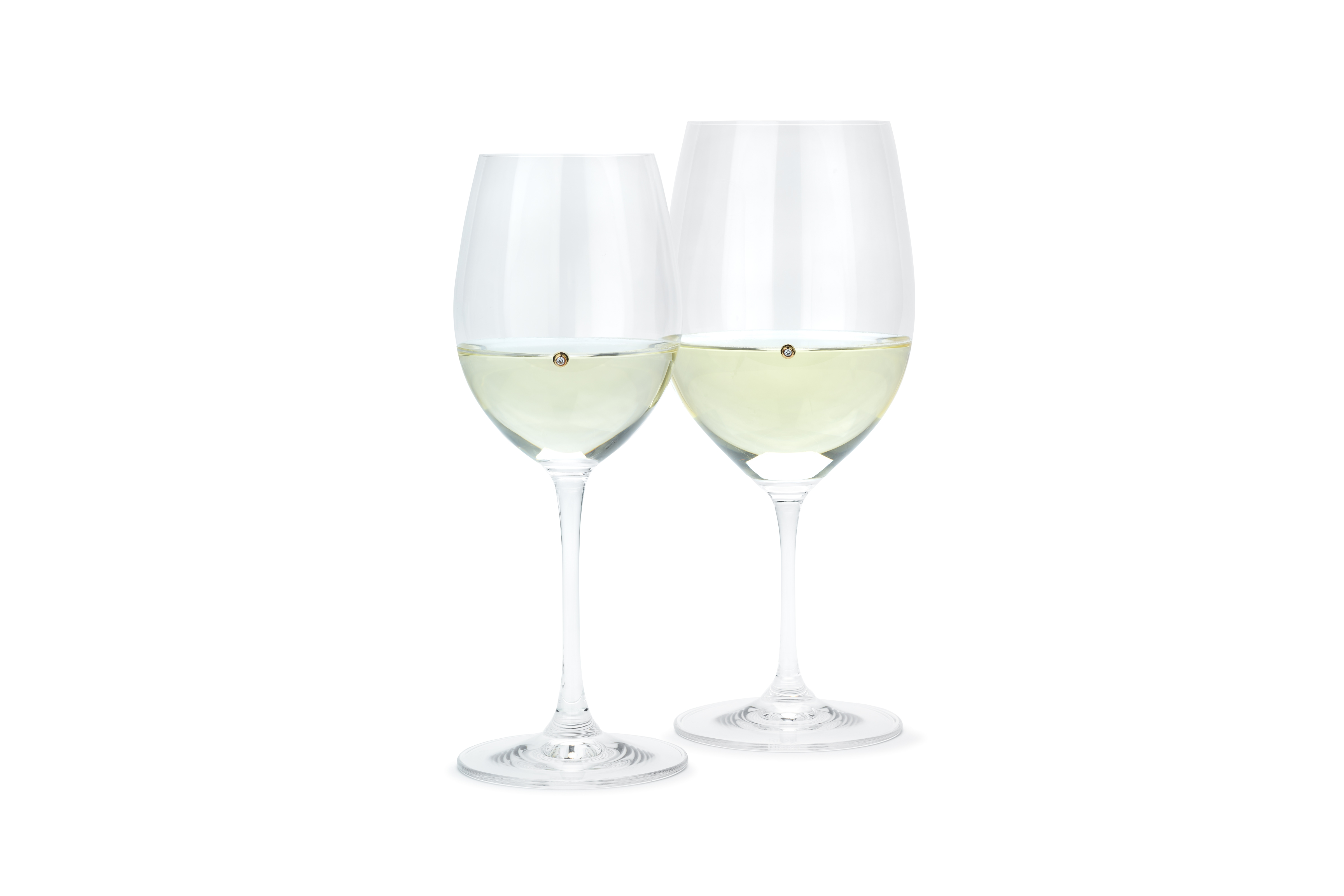 Jewells For The Table 2 – Wine Glasses – Copyright BJRdesigns