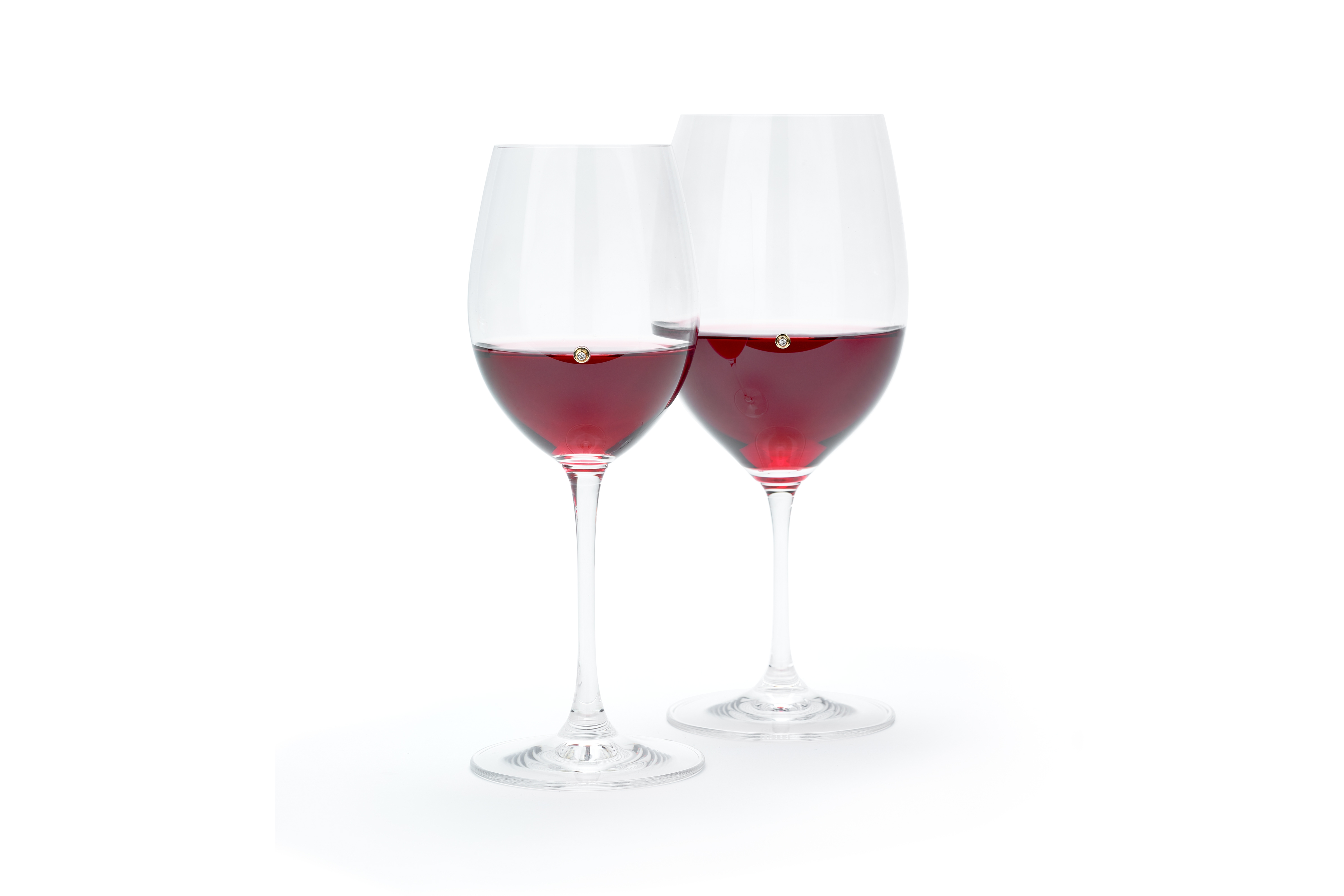 Jewells For The Table 3 – Wine Glasses – Copyright BJRdesigns