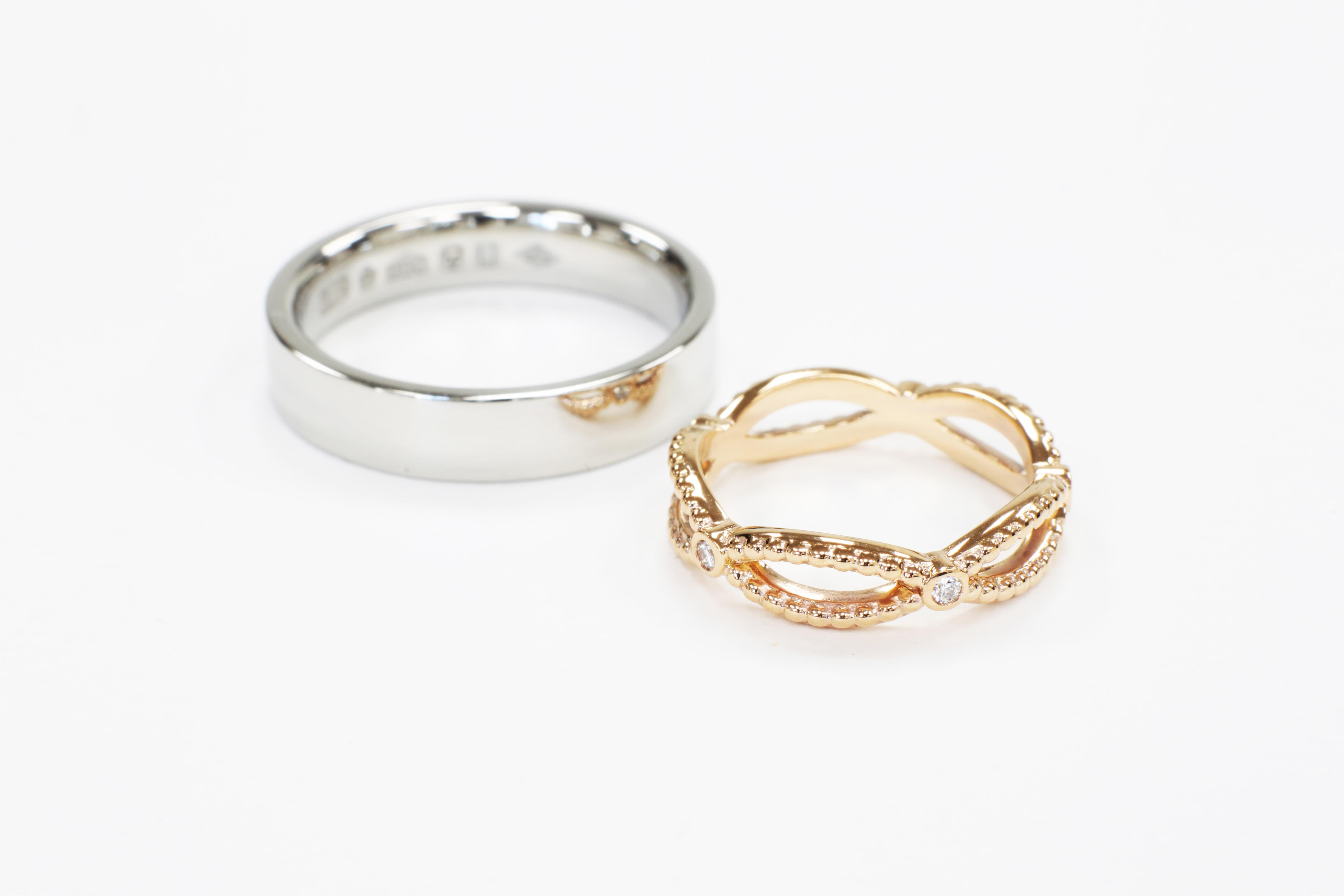 Wedding Ring 2 – Copyright BJRdesigns