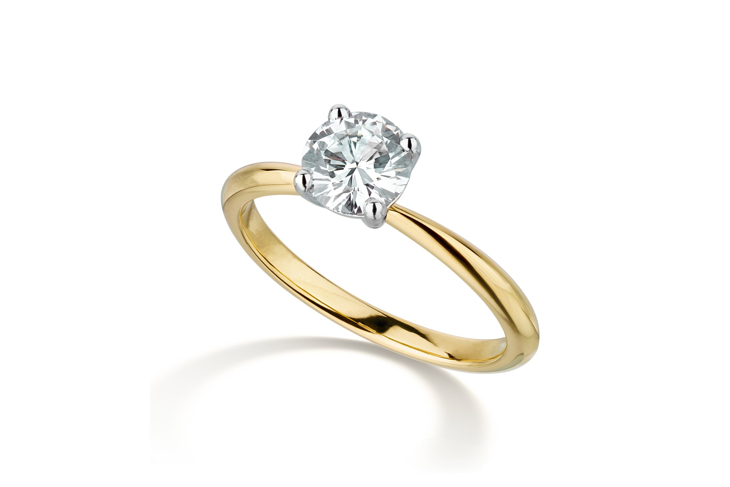 Elegance Engagement Ring – Copyright BJRdesigns